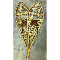 RAW HIDE SNOWSHOES - 12 X 42