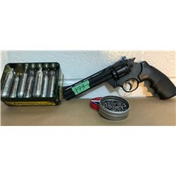 CROSMAN MODEL 357 .177 CO2 PELLET GUN