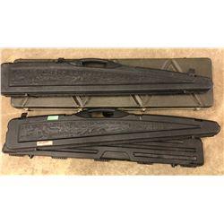 GR OF 4, HARD SHELL LONG GUN CASES