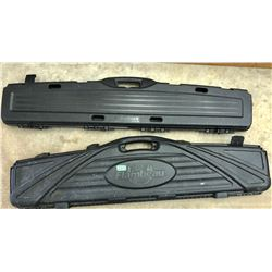 GR OF 2 LONG GUN HARD CASES