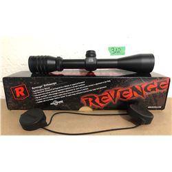 RED FIELD REVENGE MODEL 3 - 9 X 42 SCOPE - AS NEW