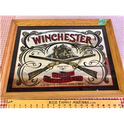 WINCHESTER REPEATING ARMS DECORATIVE MIRROR