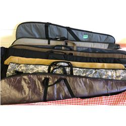 GR OF 8 LONG GUN SOFT CASES
