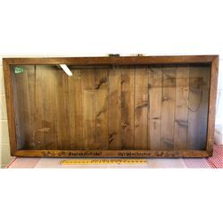 WINCHESTER DISPLAY CASE