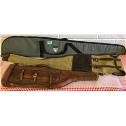 GR OF 3 LONG GUN CASES