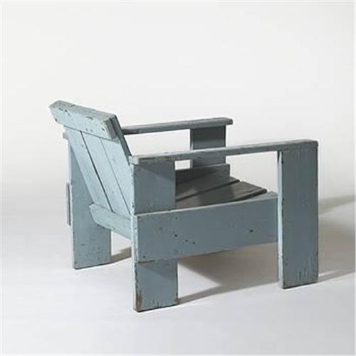 Enjoyable Gerrit Rietveld Early Crate Chair Metz Download Free Architecture Designs Scobabritishbridgeorg