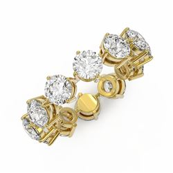 3.36 ctw Diamond Designer Ring 18K Yellow Gold