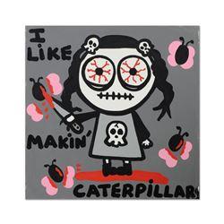 Caterpillars by Goldman Original