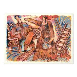 jour De Fete by Tobiasse (1927-2012)