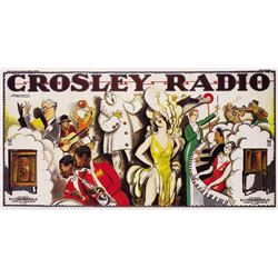 Anonymous - Crosley Radio