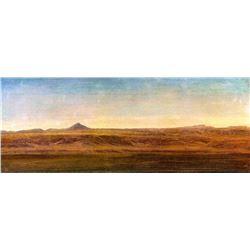At the Level by Albert Bierstadt