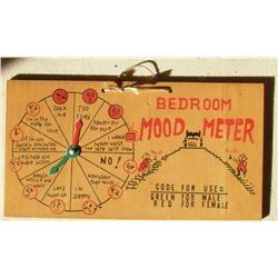 Bedroom Room Meter - drole d'observations