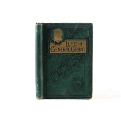 1885 Life of General Grant by Boyd First Edition