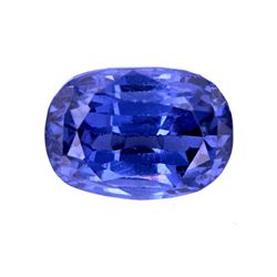 Natural Cornflower Blue Sapphire 8.60 Carats