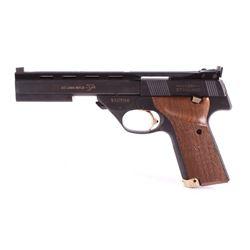 High Standard Model Victor .22 LR Target Pistol