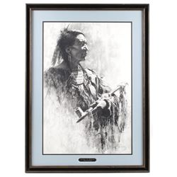 Howard Terpning Limited Edition Framed Lithograph
