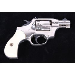 High Standard .22 Cal Double Action Revolver