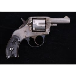 H&R American Double Action .32 CF Revolver