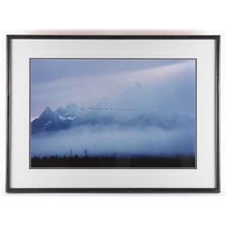 "Thomas Mangelson ""Out of The Mist"" Photograph"