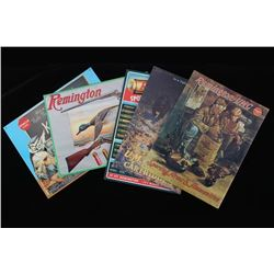 1990s Remington UMC Advertisement Sign Collection