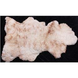 Montana Sheepskin Fur Hide Rug