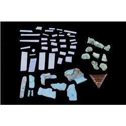 Precious Stone Collection Pre Cut for Jewelry