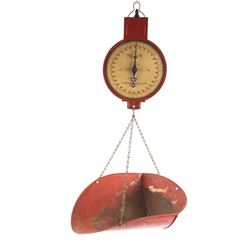 American Family Hanging Weight Scale