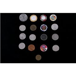 Minted Coins & Gaming Token Collection