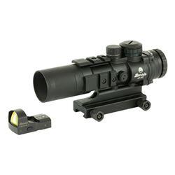 BURRIS AR-332 3X32 BLSTC CQ W/ FF3