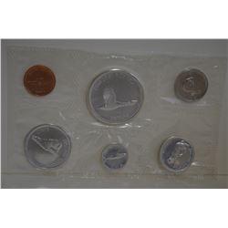 1967 Canadian Centennial Coin Set