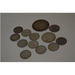Loose Silver Coins