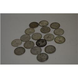Silver Canadian Dimes