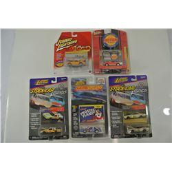 Johnny Lightning Diecast Cars