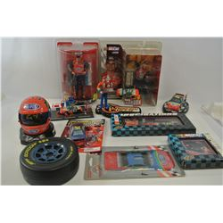 Jeff Gordon Collectibles Lot