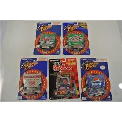 Racing Champions and ACTION Diecast Cars