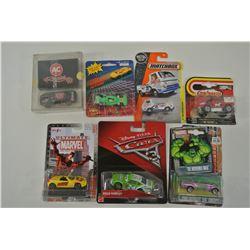 Various Diecast Vehicles