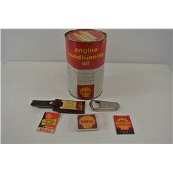 Shell Oil Collectibles