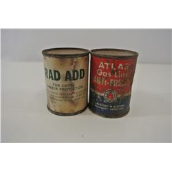 Radd-Add, Atlas Cans
