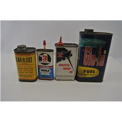Glo-Hi and Other Fuel Cans