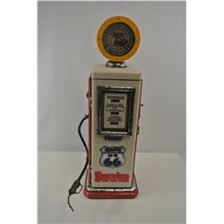 Route 66 Mini Gas Pump Cabinet