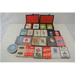 Lot of Playing Cards