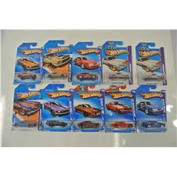Hot Wheels Fords