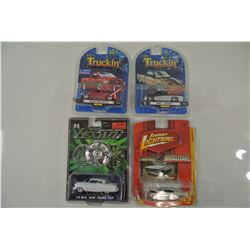 Miscellaneous Diecast Cars