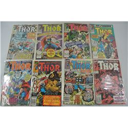 Mighty Thor Comics Lot