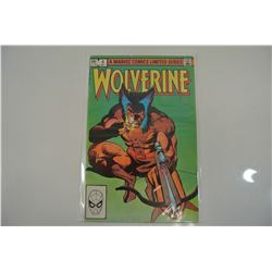 Wolverine #4 Limited Series
