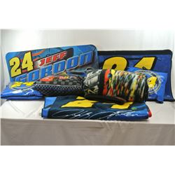 Jeff Gordon Blankets, pillows and rugs