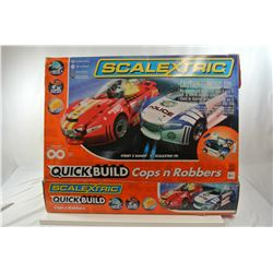 Scalextric Slot Car Track Set