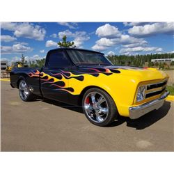 LOWERED RESERVE! 1967 CHEVROLET C10 CUSTOM PICKUP