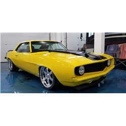 LOWERED RESERVE! 1969 CHEVROLET CAMARO 383