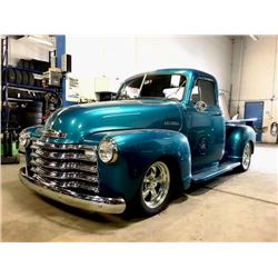 1952 CHEV 1300 TRUCK FROM THE MARSHALL COLLECTION